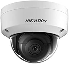 Hikvision DS-2CD2135FWD-I 4MM 3 Megapixel Ultra-Low Light Network Dome Camera with 4mm Lens