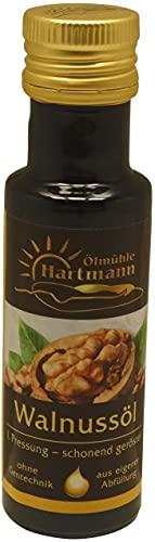 Ölmühle Hartmann GbR - Schwäbisches Walnussöl, geröstet - 100 ml