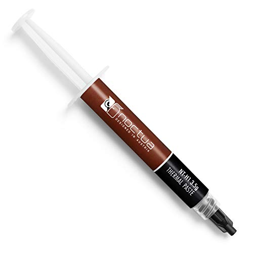 Noctua NT-H1 3.5g, Pro-Grade Thermal Compound Paste (3.5g),White