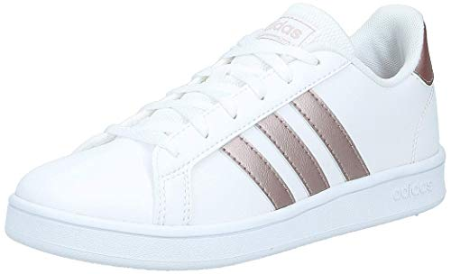 adidas Grand Court K, Chaussures de Tennis Mixte...