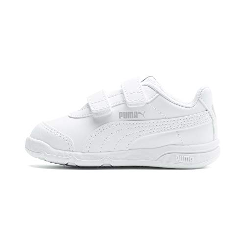 PUMA Stepfleex 2 SL Ve V Inf, Zapatillas, Blanco White White, 27 EU