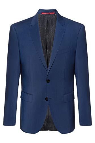 HUGO Herren Jeffery181S Anzugjacke, Blau (Medium Blue 420), 52