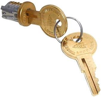 Timberline Lock Plug Old Chicago Mall English Overseas parallel import regular item Keyed 1 Key Alike Number 101