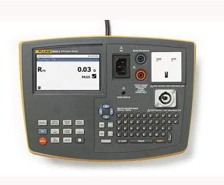 Fluke 6500-2/DE 6500 Portable Appliance Tester