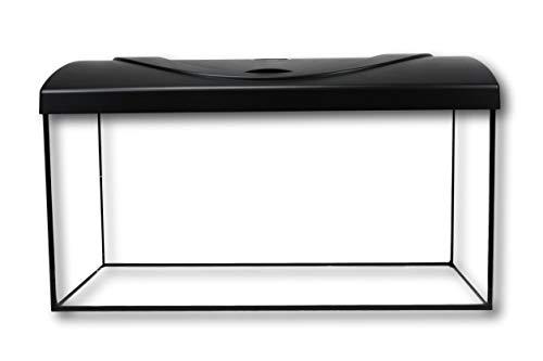 Diversa Aquarium with LED Lid - Professional Fish Tank - Real Original Guardian Glass, Standard &...