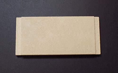 Zugumlenkung für Hark 57 Kaminöfen - Vermiculite - Passgenaues Kaminofen Ersatzteil