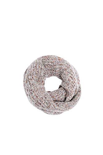 ESPRIT Accessoires Damen 109Ea1Q011 Schal, Grau (Grey 030), One Size (Herstellergröße: 1SIZE)