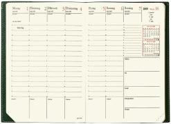 Minister Prestige 2021 Schreibtisch-Terminkalender Soho Schwarz: Agenda Planing. 1 Woche auf 2 Seiten mit Tagesnotizen. 13 Monate: Dezember bis ... Uhr bis 21.00 Uhr. Mit Adressenverzeichnis