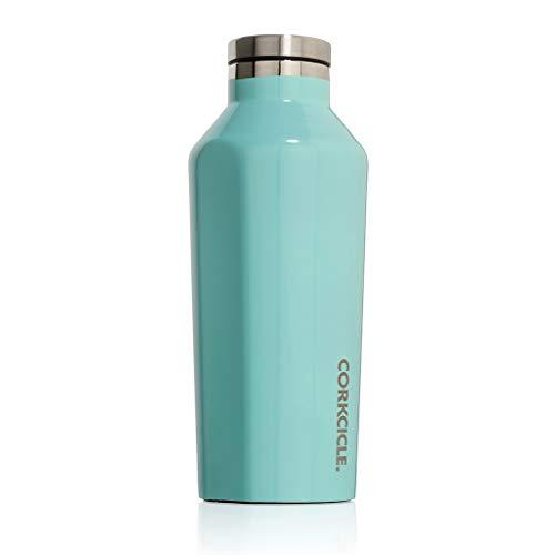 SPICE OF LIFE(スパイス) 水筒 ステンレスボトル CANTEEN CORKCICLE ターコイズ 270ml 9oz 保冷 保温 真空断熱 2009GT