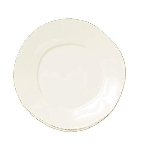 Vietri Lastra Linen American Dinner Plate