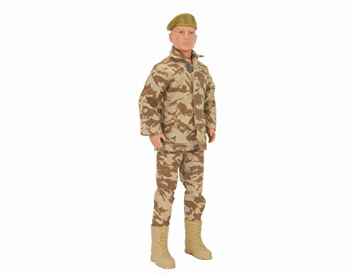 Action Man- Juguete, Color, 10 x 4.3 x 30 cm (Flair Leisure Products ACR02100)