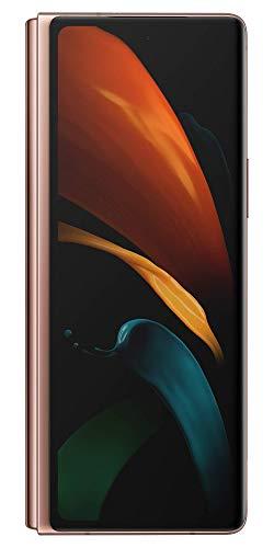 Samsung Galaxy Z Fold2 5G (Mystic Bronze, 12GB RAM, 256GB Storage) with No Cost EMI/Additional Exchange Offers