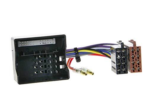 Audioproject A306 - autoradio radio-adapter kabel Quadlock ISO Mercedes A B C CLK CLS ML R S klasse SL Sprinter Vito Viano W169 W245 W203 W209 stekker