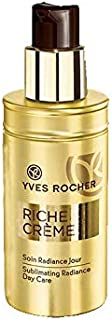 Yves Rocher Riche Creme Sublimating Radiance Care Day, 50 ml./1.7 fl.oz.