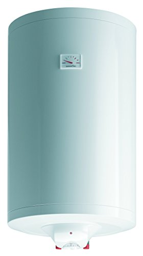 Gorenje TGR 80 D Warmwaterboiler, 80 l, EEK D, geëmailleerde binnenbak, 2 kW, antivries, thermometer, controlelampje, drukbestendig, 1 stuks, wit