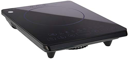 Usha Cook Joy (3820) 2000-Watt Induction Cooktop with Touch(Black)