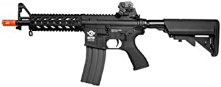 g&g cm16 raider combat machine short - black(Airsoft Gun)