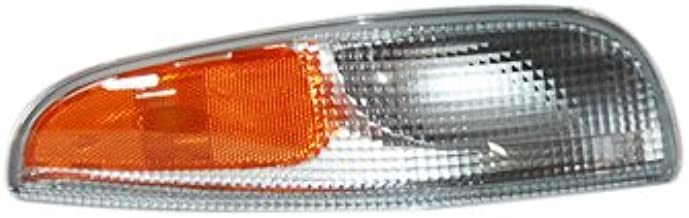 TYC 18-5967-01 Chevrolet Corvette Front Passenger Side Replacement Parking/Signal Lamp Assembly