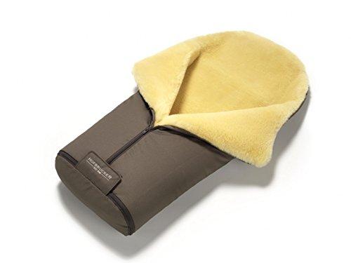 Hofbrucker voetenzak IGLU bruin