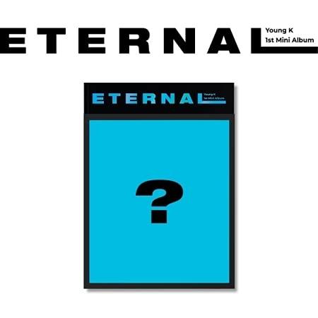 ★ポスター丸めて★Young K (DAY6) - 1st Mini Album [ Eternal ] 韓国盤
