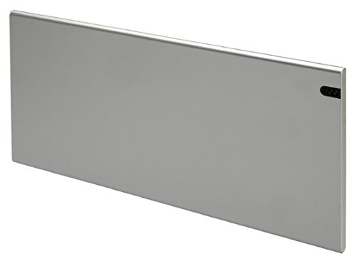 Adax Neo NP Plata - Calefactor (Plata, LCD, 400 W, 230 V, 474 mm, 84 mm)
