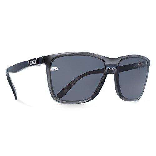 gloryfy unbreakable eyewear gloryfy Gi15 St. Pauli Vintage grey Sonnenbrille, Grau, L