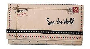 Miamica File & Fly Travel Document Organizer