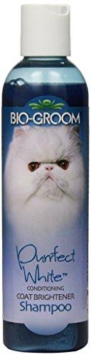 Bio-groom Purrfect White Cat Shampoo