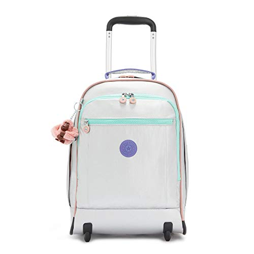 Kipling Gaze Large Metallic Rolling Backpack Size: One Size