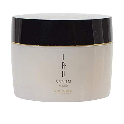 Lebel IAU Serum Hair Mask - 170g (Harajuku Culture Pack) by Lebel