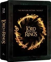 The Lord of the Rings Trilogy Blu-Ray [DVD]