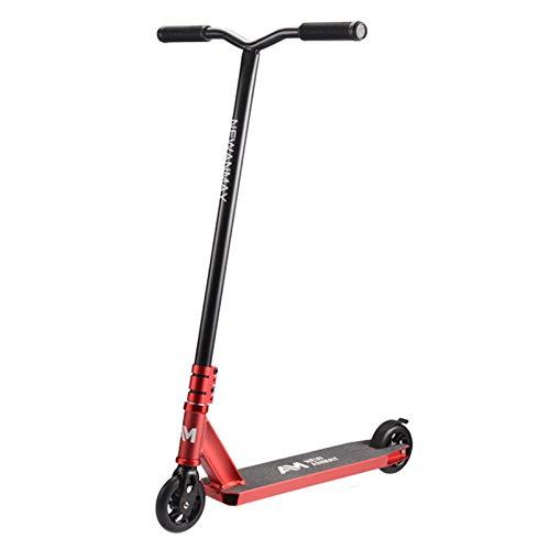 YF-Mirror Pro Scooters Plus Stunt Scooter para niños de 10 años en adelante niños y niñas intermedios - El Mejor Patinete de Trucos para Trucos de Estilo Libre