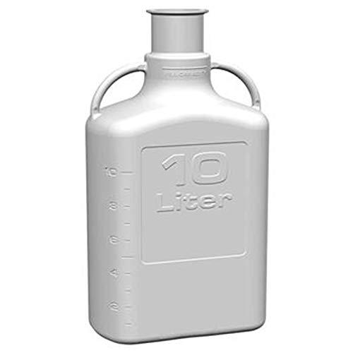 FOXX Life Sciences 155–2131-oem Polypropylen ohne Spigot, Glasballon 10L Volumen, 7,6cm Sanitär Hals