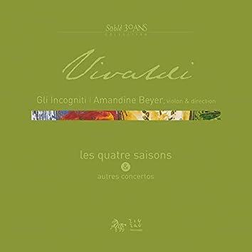 Vivaldi: Les quatre saisons et autres concertos