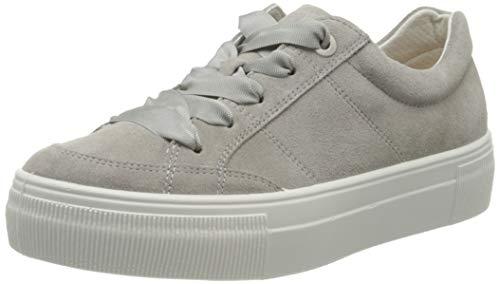 Legero Damen Light Sneaker, Grau (ALUMINIO (GRAU)), 39