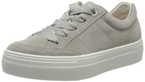 Legero Damen Lima Sneaker, Grau (Aluminio) 2500, 37 EU