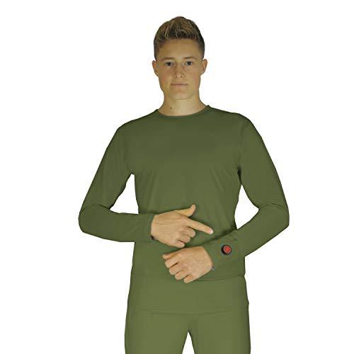Ogrzewana bluza, rozmiar: S, M, L, XL