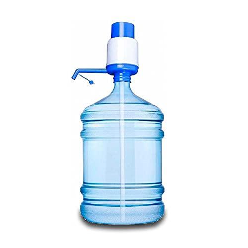 Dispensador Agua Grifo Universal para Garrafas, Bidones | Compatible con Garrafas de 2,5,6,8 y 10 Litros | Bomba Hidráulica de Mano | Dispensador Manual de Agua A Presión