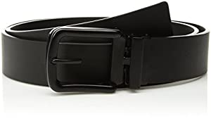 Comfort Click Boy's Adjustable Perfect Fit Smooth Leather Belt - As Seen On Tv, Whiskey/Natural - Tarnished Brass, ONE SIZE