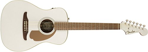 Fender Malibu Player - California Series Acoustic Guitar - Arctic Gold