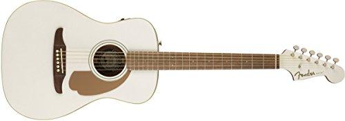 Fender Malibu Player - California Series Acoustic Guitar - Arctic Gold