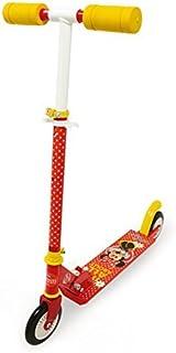 Disney - Minnie - 2-Wheel Folding Scooter by Smoby
