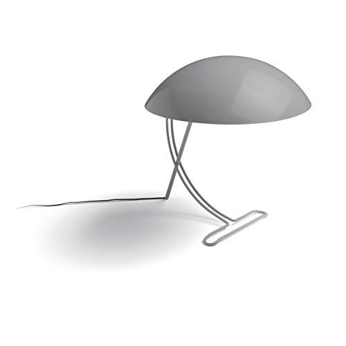 Philips InStyle LED Tischleuchte / Schreibtischleuchte Beauvais, silber