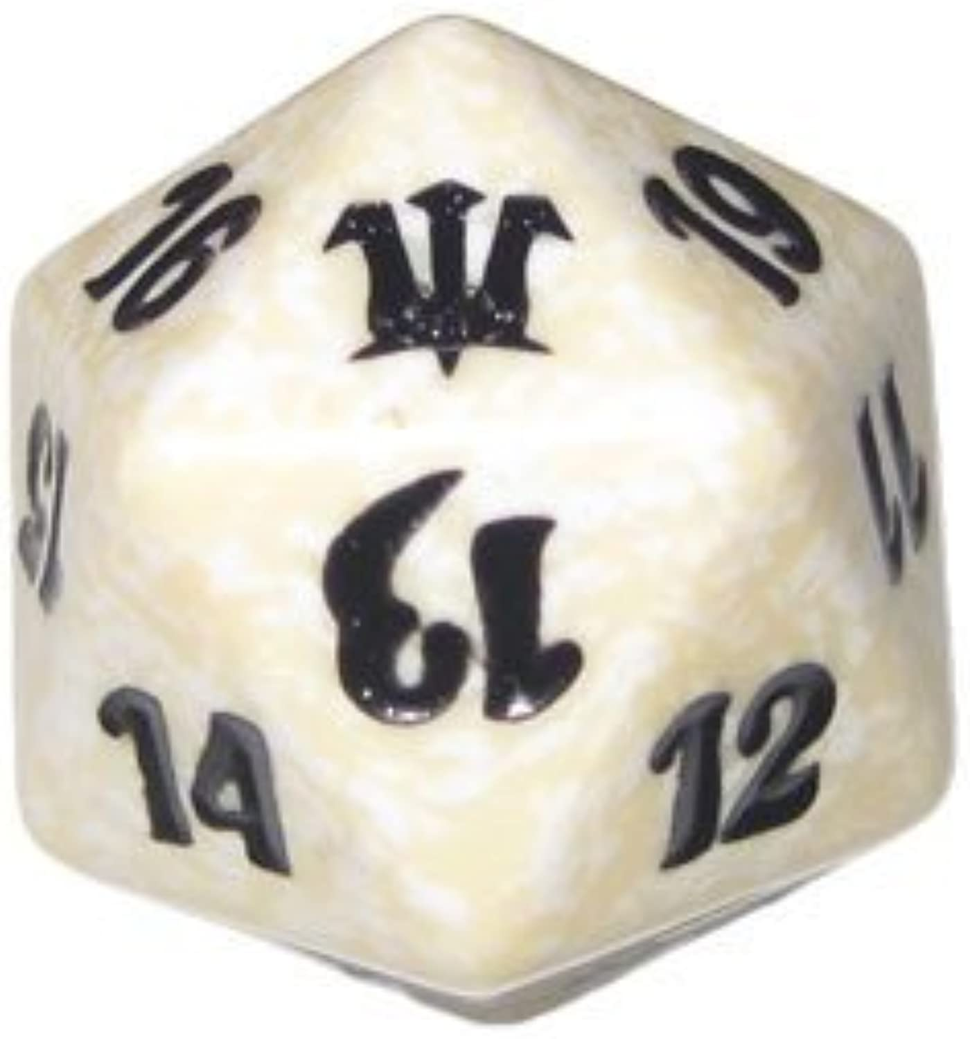 MTG Spindown D20 Life Counter - Innistrad Weiß by Magic  The Gathering