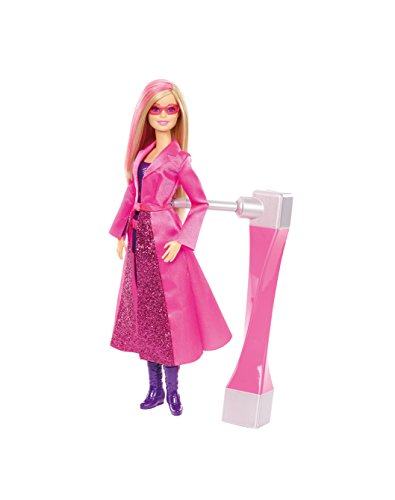 Barbie - Muñeca superespía (Mattel DHF17)