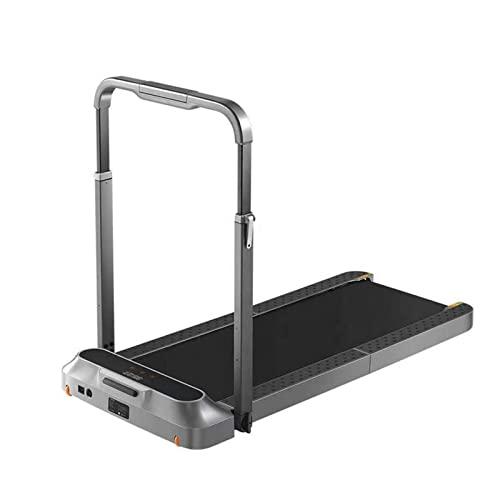 Kingsmith Walkingpad R2 para el hogar, plegable, 2 en 1, modo de running, modo de caminar, cinta de correr inteligente, WalkingPad 0,5-12 km/h, almohadilla eléctrica para andar en casa