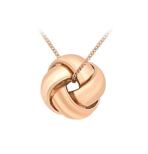 Carissima Gold Damen - Kette 375 Rundschliff Diamant 5.45.6674