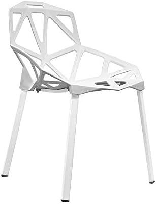 TecTake Set de 6 sillas de Comedor 41x45x98,5cm Gris: Amazon ...