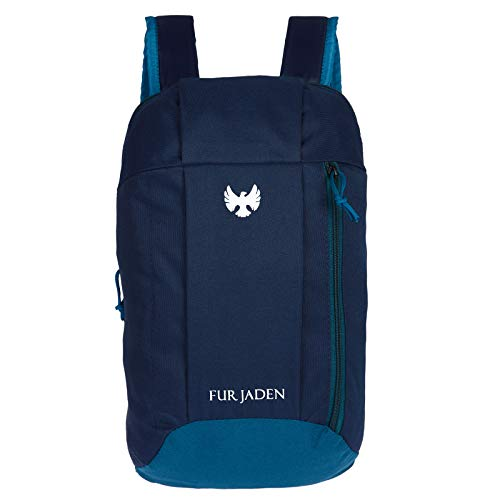 Fur Jaden Hiking Camping Rucksack Casual 10 Ltrs Blue Casual...