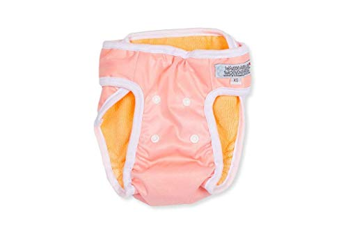 Washable Female Dog Diapers for Female No Tail Hole